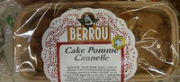Cake Pomme Cannelle - Product
