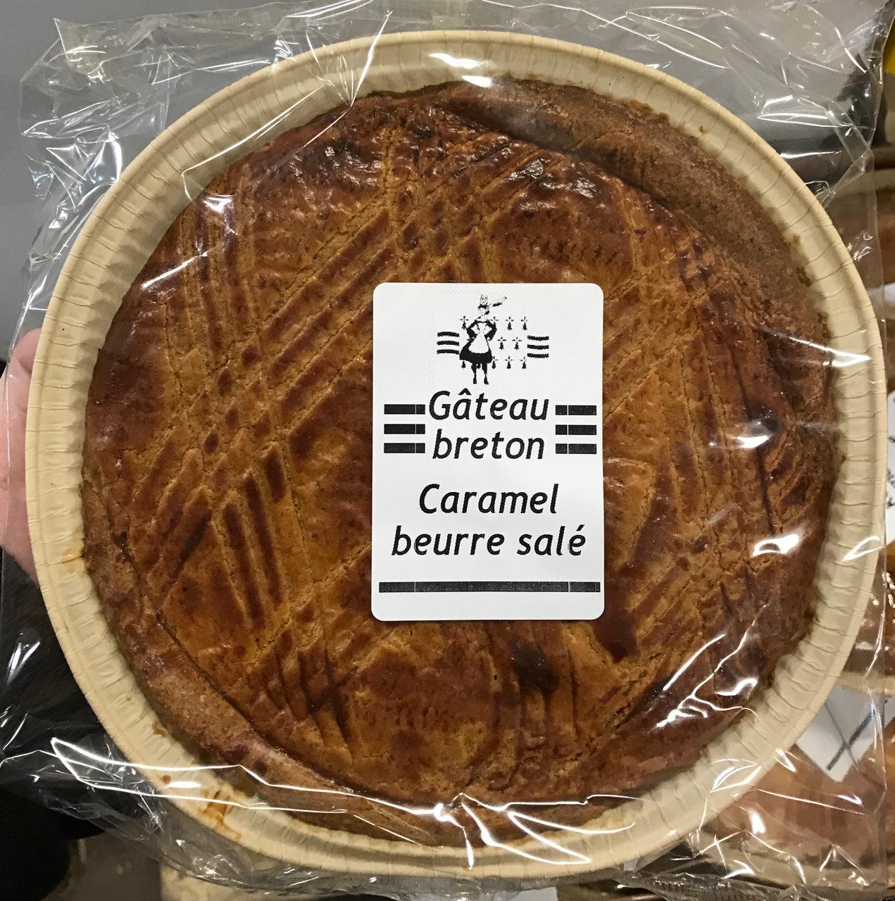 Marque de gateau breton