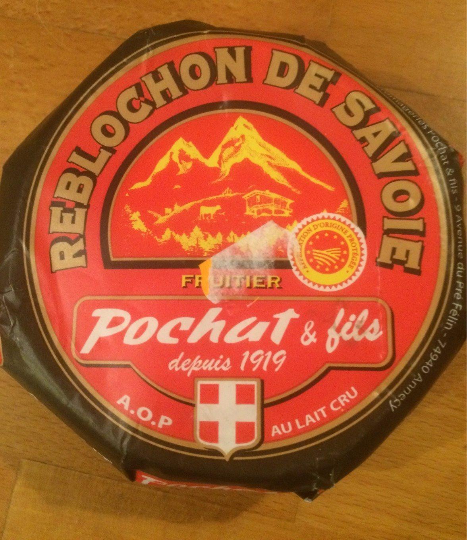 Reblochon de Savoie - Produit