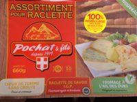 Raclette pochat et fils - Product - fr