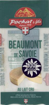 Beaumont de Savoie au lait cru - Product - fr