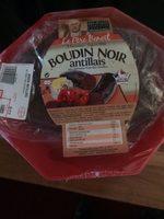 Boudin Noir Antillais - Product - fr
