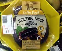 Boudins Noir aux Oignons à la Farine de Froment - Produit - fr