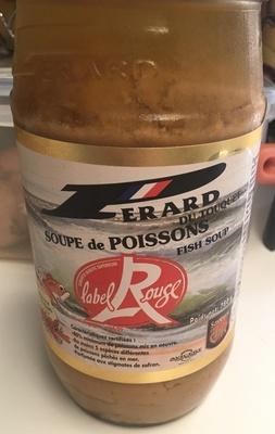 Soupe de poissons du touquet - Product