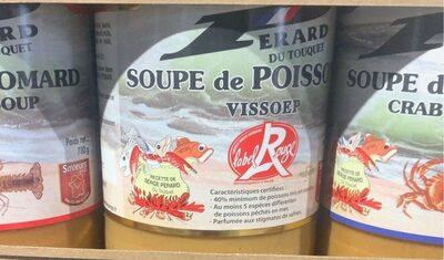 Soupe de poissons - Producto - fr
