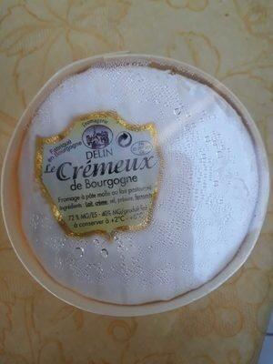 Crémeux de bourgogne - Produit - fr