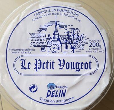 Fromage Le Petit Vougeot - Produit - fr