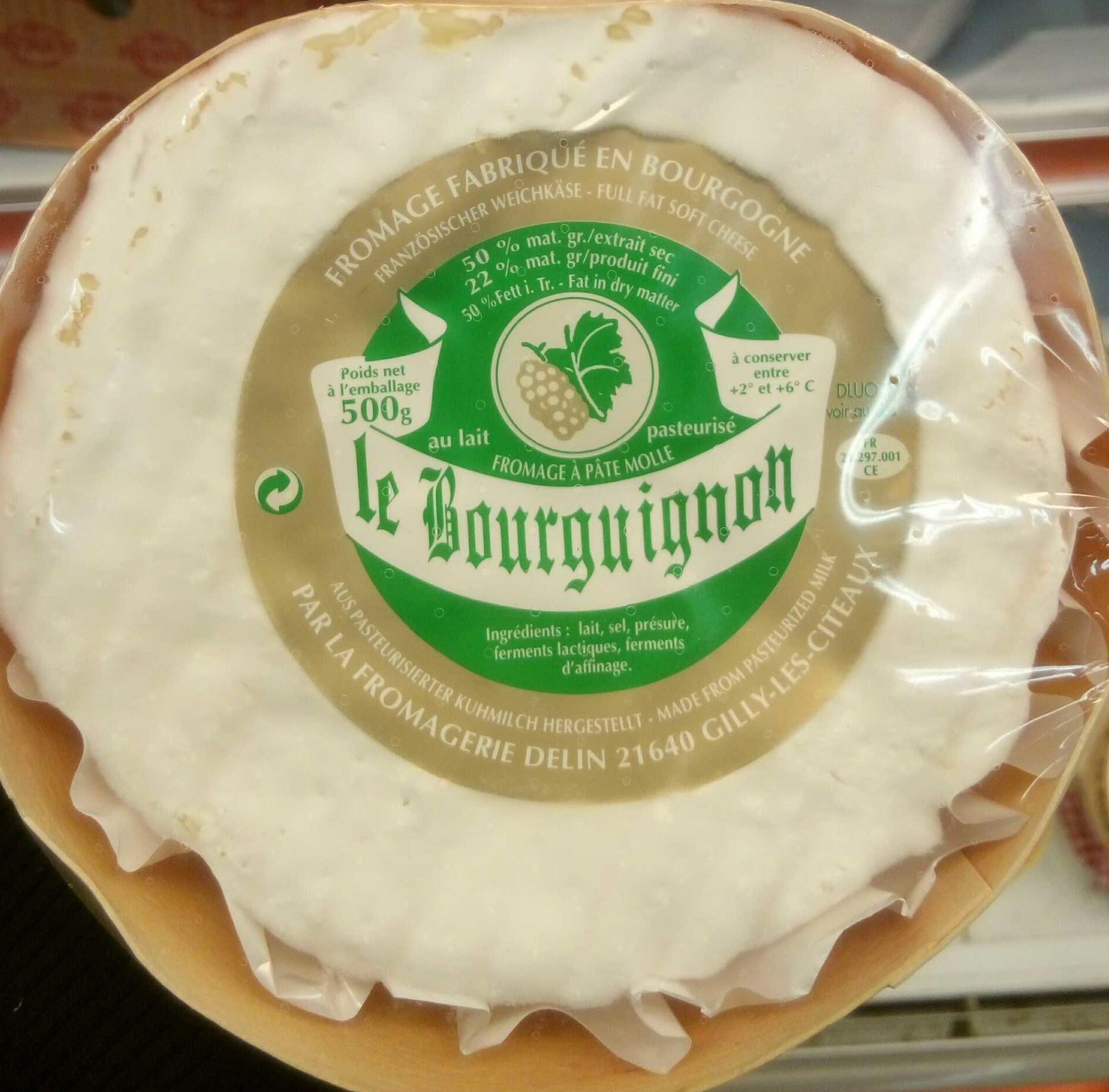 Le Bourguignon (22 % M.G.) - Product