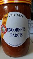 Encornets farcis - Product - fr