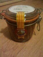Filets d'anchois à l'huile de tournesol - Produit - fr