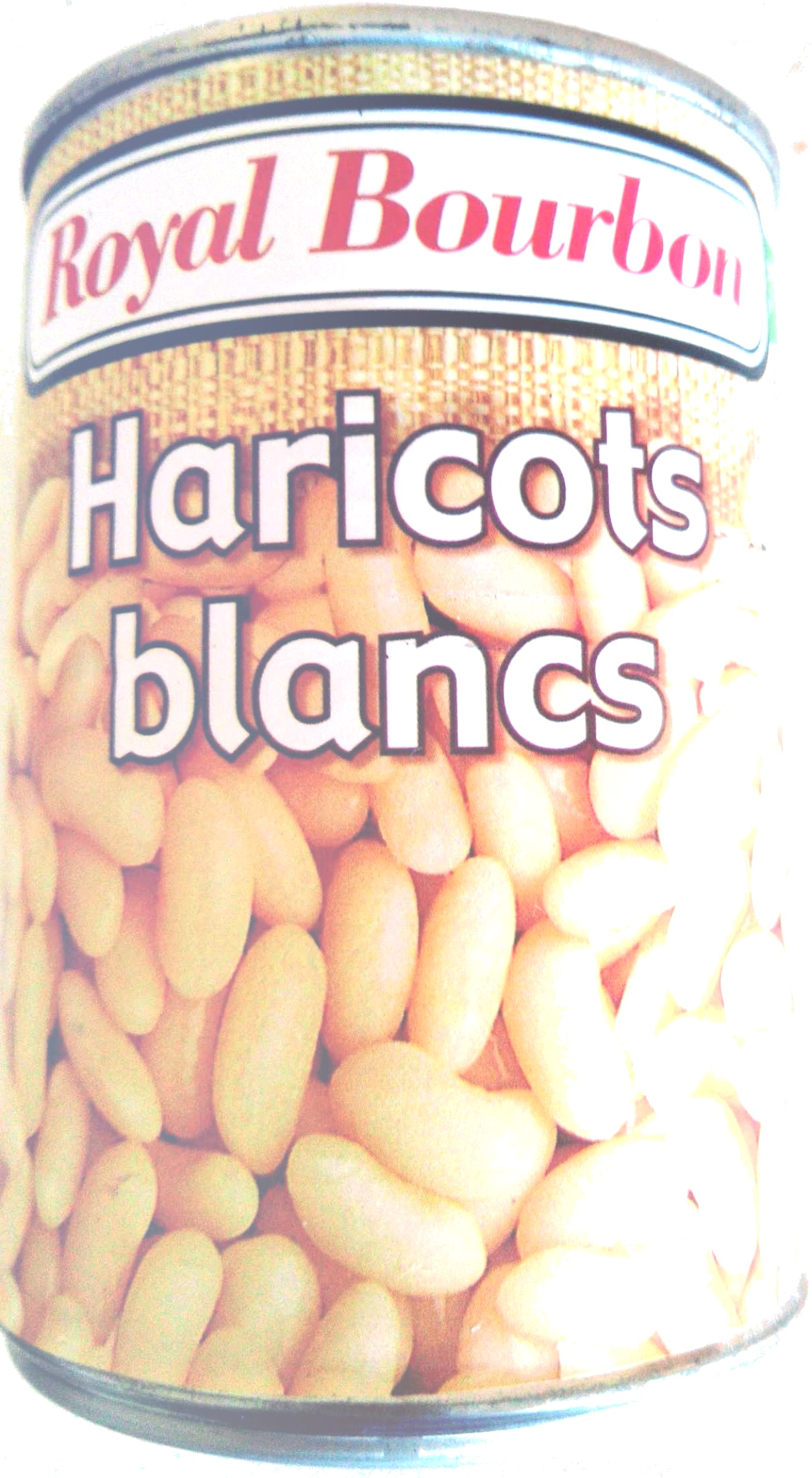 Haricots blancs - Product - fr
