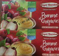 Pomme et goyavier - Product