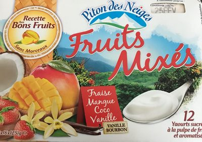 Fruits mixes - Produit - fr
