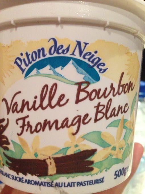 Fromage Blanc Vanille - Produit