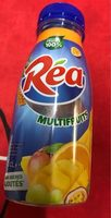 Jus multifruits REA 25cl - Product
