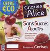 Pomme Cerises - Produit