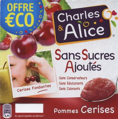 Pomme Cerises - Produit - fr