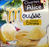 Mousse de Pommes Citrons - Product