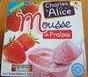 Mousse de Fraise - Produit