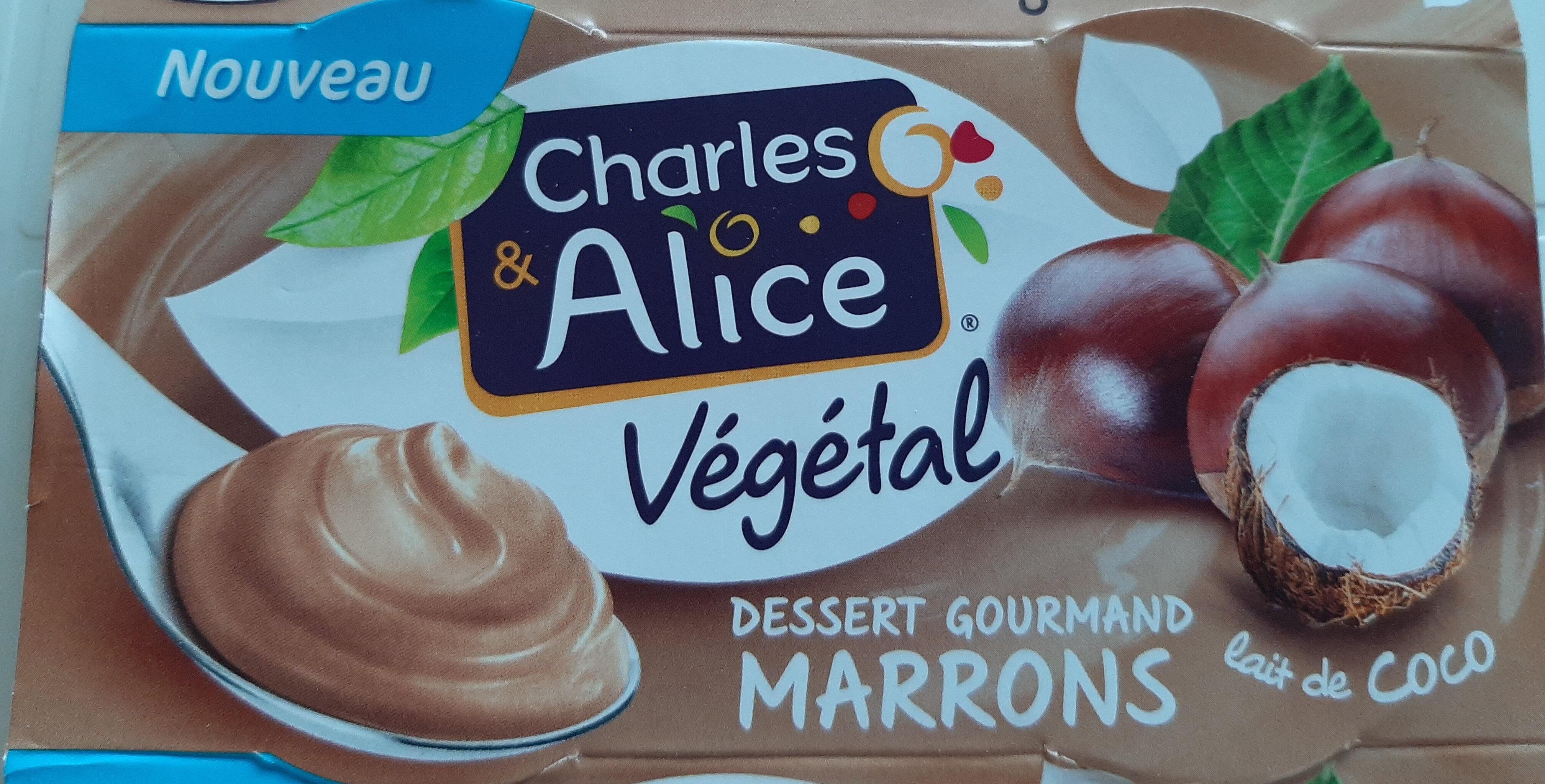 Dessert gourmand - 产品 - fr
