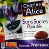 Pommes pruneaux - Produit