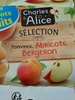 Pomme - abricots bergeron - Product