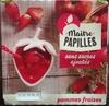 pommes fraises - Produit