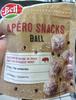 Apéro Snacks Ball - Produit