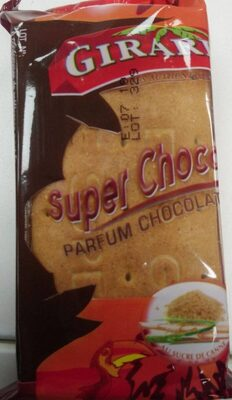 Super choco - Product