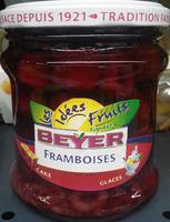 Framboises - Produit - fr
