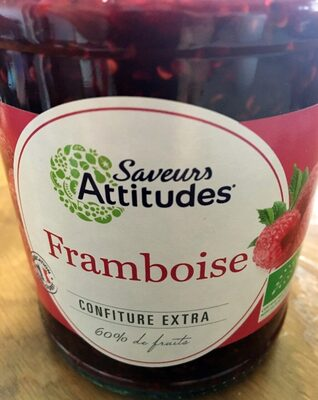 Confiture extra Framboise - Product