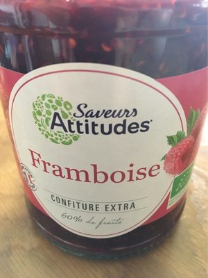 Framboise confiture extra - Product