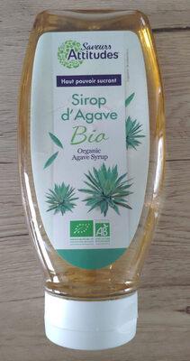 Sirop d'agave bio 690g - Produit - fr
