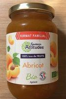 Confiture d abricot - Produit - fr
