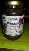 PREPARATION 100% FRUITS CHATAIGNE VANILLE - Product