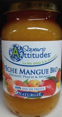 Pêche Mangue Bio - Produit - fr