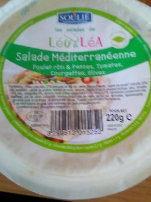 Salade méditerranéenne - Ingrédients - fr