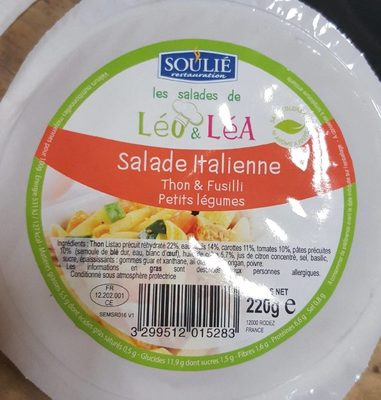 Salade italienne - Produit - fr