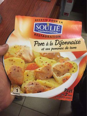 Porc à la Dijonnaise - Produit - fr