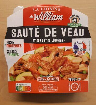 Sauté de veau et ses petits légumes - Product - fr