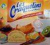 Les Petites Tartines légères et craquantes Les Craquelins de Saint Malo - Product