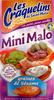 Mini Malo graines de lin Les Craquelins de Saint Malo - Product