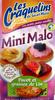 Mini Malo Pavot et graines de lin Les Craquelins de Saint Malo - Product