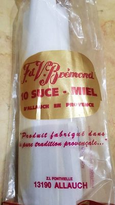 Suce miel - Product