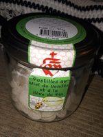 Pastilles au miel de Vendée et à la sève de pin. - Product