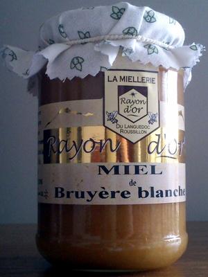 Miel de bruyère blanche - Product
