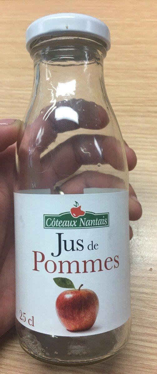Jus de Pommes - Product