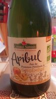 Apibul pomme/gingembre - Produit - fr