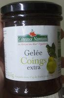 Gelée Coings extra - Produit - fr