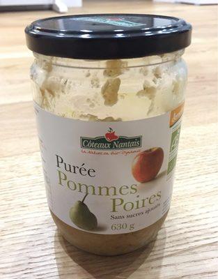 Puree pomme poire - Product - fr